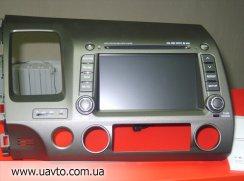 Автомагнитола DVM-1319/DVM-1319G Honda Civic 4D