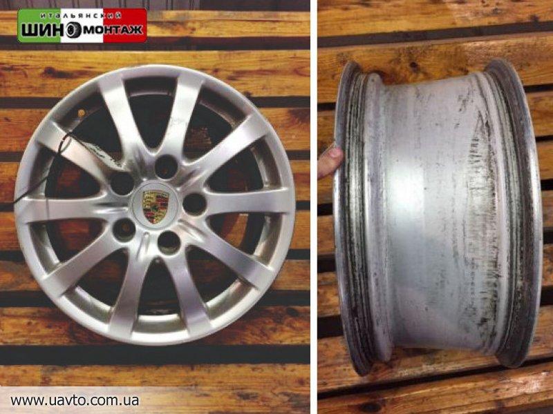Диски R17 Porsche Cayenne origin 5*130 R17 original