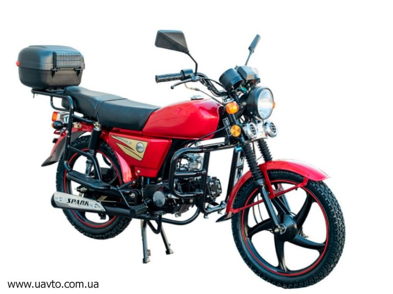 Мотоцикл Spark SP110C-2C