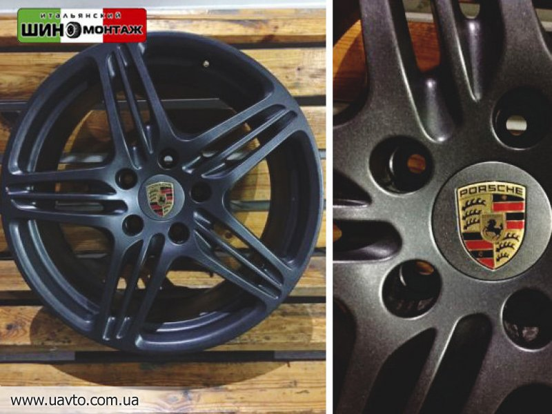 Диски R19 Porsche 911 R19 R19 5*130