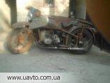 Мотоцикл Ирбит