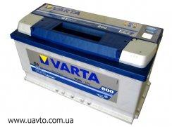 6СТ-95Ач Аккумулятор Varta Blue 800А