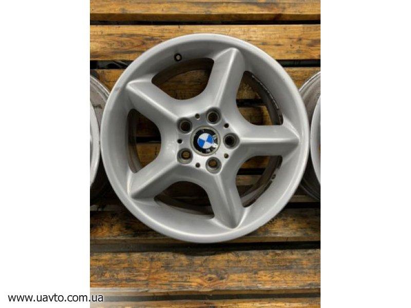 Диски R17 BMW X5 E53 5/120  оригинальные диски BMW