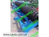Трактор Кольчато-зубчатый каток КЗК-6-01 для обработки почвы И