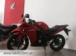 Мотоцикл Honda  CBR 125