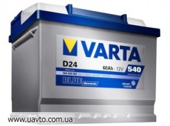6CT-52 Varta BlueDynamic