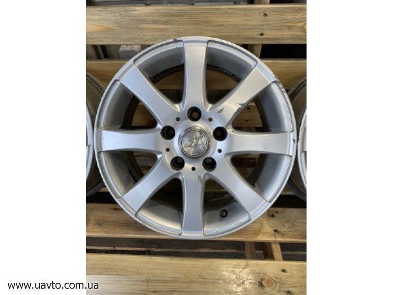 Диски R15 ZW Toyota Mazda Kia  5114,3 R15 ZW