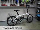 Велосипед Langtu складной