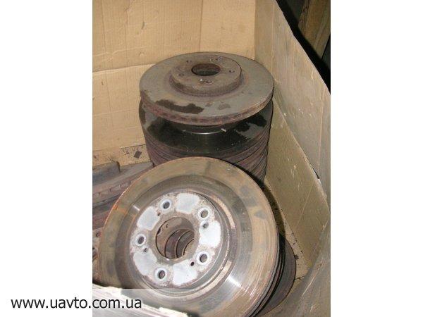 Тормозные диски  Для Хонда Аккорд 03-07