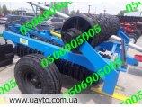 Трактор Кольчато-зубчатый каток КЗК-6-01 для обработки почвы