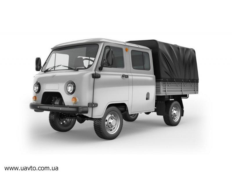 УАЗ 390945-460