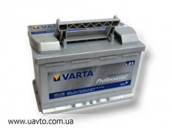 6СТ-60Ач Аккумулятор Varta Prof 560А
