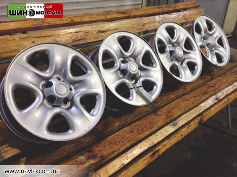 Диски R16 Toyota R16 R16 5*114,3 DIA60,1