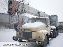 Автокран Автокран КС 4574   на базе Краза 250