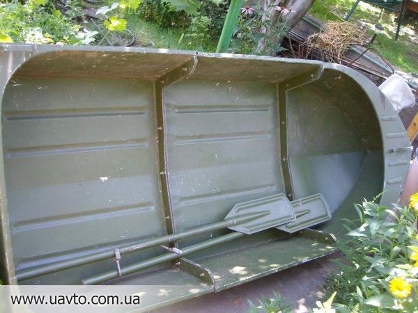 моторная лодка чирок