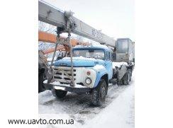 Автокран  КС 3575   на базе ЗИЛ 133 ГЯ