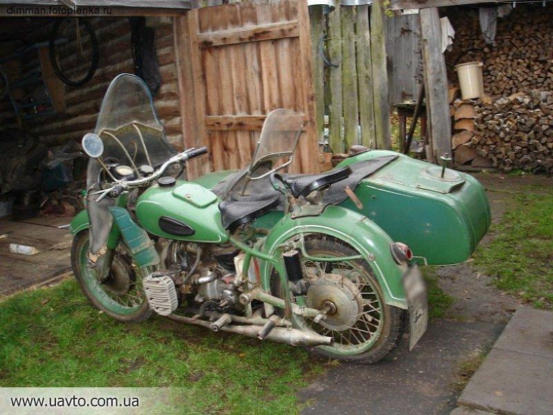 Перевоплощение: 10 невероятных кастомов из старых советских мотоциклов
