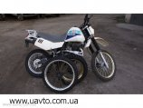 Мотоцикл Suzuki DR 600