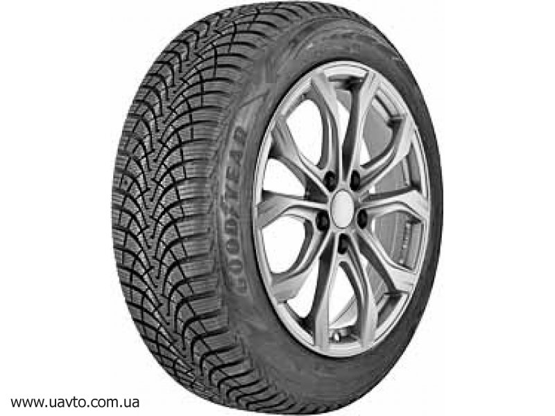 Шины 185/60R14 Goodyear Ultra Grip 9