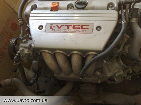 Двигатель  на Honda Accord 2.4 2003 г.в.