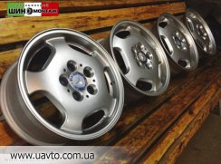 Диски R15 Vito R15 5*112 DIA66,6 Литые диски Mercedes