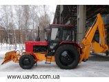 Трактор МТЗ Борекс-2203
