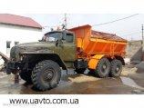 Снегоуборщик УРАЛ 4320