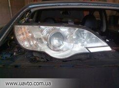 Фара передняя  Subaru Legacy 2008