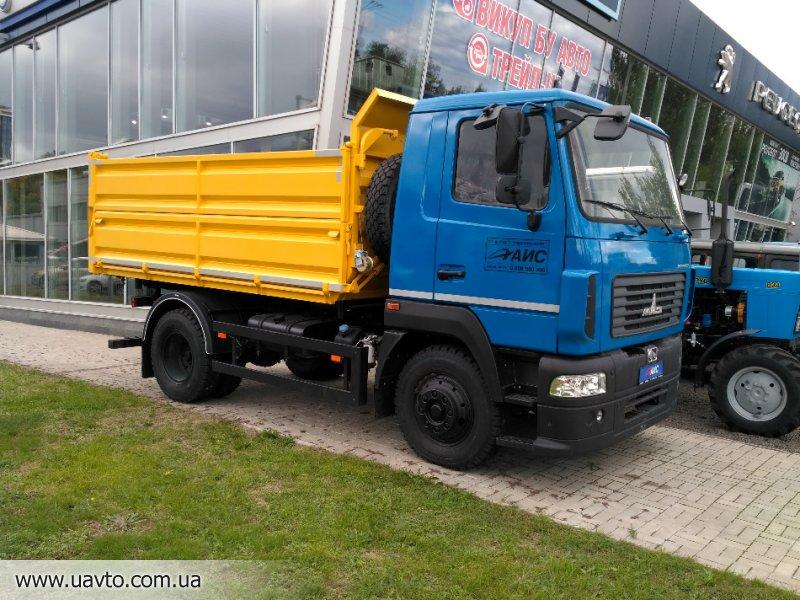 МАЗ KrASZ M43BC0