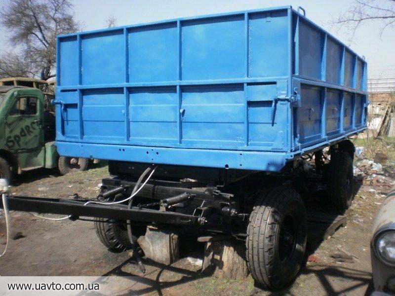 прицеп 2ПТС 5 тракторный