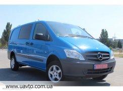 Mercedes-Benz Vito грузовой 4Х4