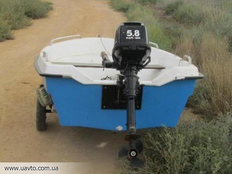Лодка Alfa  320