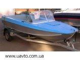 Лодка Казанка 5-М река-море