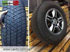 Шины 265/65R17 Michelin Latitude Alpin 7мм