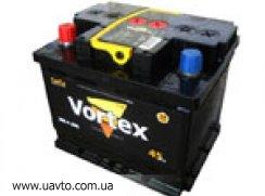 6СТ-45Ач Аккумулятор Vortex 390А