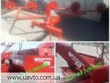 Пресс-подборщик Комплект для сена тюкач-пресс Tukan 1600 Клевер +грабли ворошилк