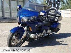 Мотоцикл Honda Gold Wing 2013 1800