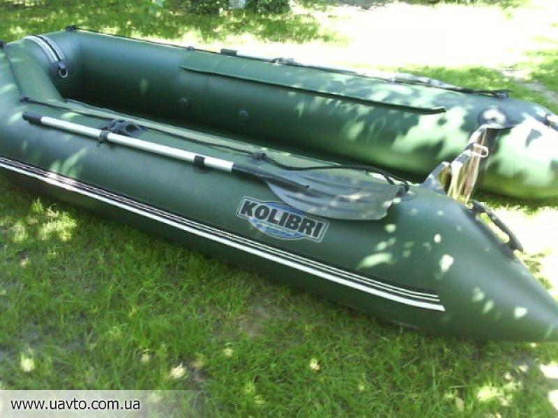 лодка пвх колибри в костанае