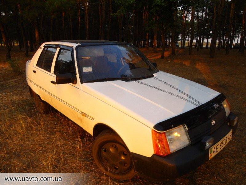 Белый ЗАЗ 1103 Славута, объемом двигателя 0 л и пробегом 0 тыс. км за 1735 $, фото 1