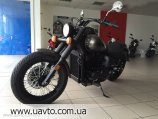 Honda VT Shadow Black Spirit