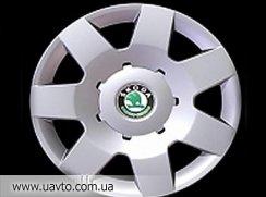 Колпаки колесные Octavia в ассортименте