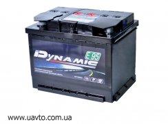 6СТ-60Ач Аккумулятор Dynamic 450А