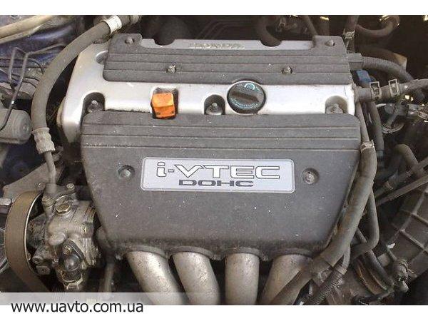 Двигатель  2.0 K20A6 Для Хонда Аккорд 03-07