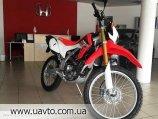 Мотоцикл Honda CRF 250L