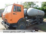 Ассенизатор КАМАЗ-53215 цистерна асенізаційна-С