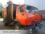 Мусоровоз КАМАЗы-53215-с КАМАЗ-53215, цистерна асенізаційна-С