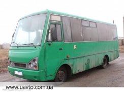 БАЗ I-VAN A074А1