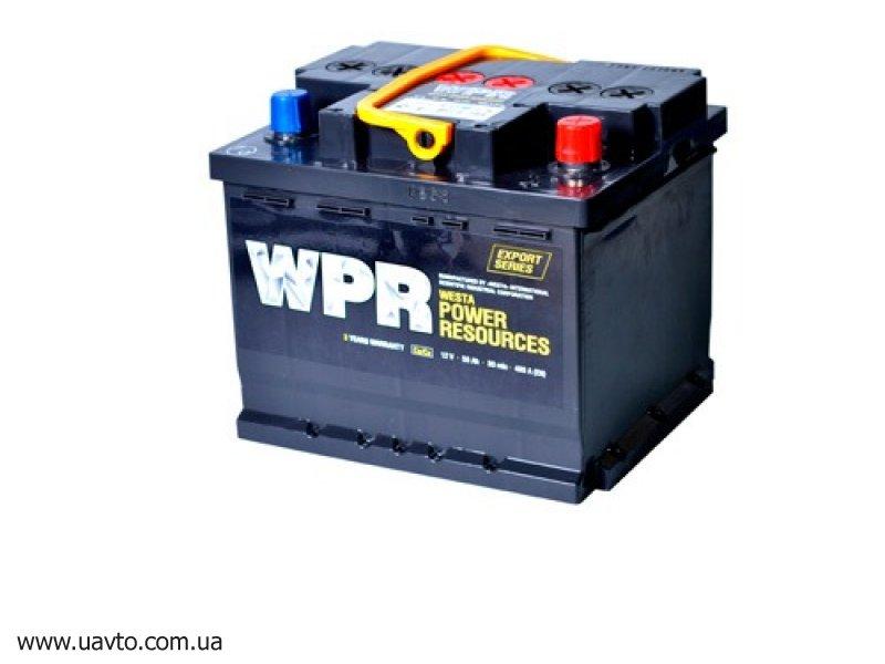 6СТ-45Ач Аккумулятор WPR 450А