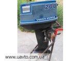 Лодочный двигатель VOLVO  Penta   Penta 200