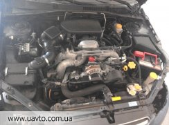Двигатель  Subaru Legacy 2.5 2008